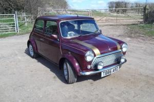 ROVER MINI COOPER 40 TOTALLY IMMACULATE