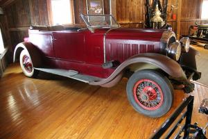 """1928 Chrysler Imperial 80 """"Touralette"""" 1 OF 2 KNOWN. Sale Benefits CCCA Museum."""