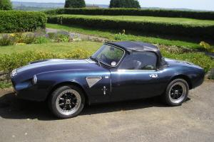 Triumph Spitfire / Vincent Hurricane kit car, GT6, MGB, TVR, Elan alternative  Photo