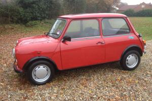 Mini city genuine little car with excellent bodywork one of cleanest around I