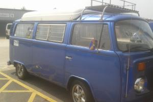 VW T2 Bay window Campervan