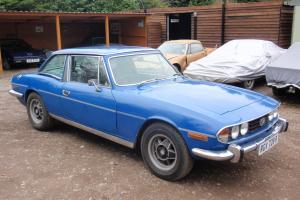 Triumph Stag Manual Overdrive , Full MOT and Fully serviced 1976 Hard/soft tops