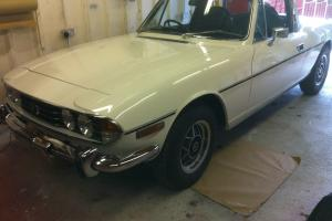 TRIUMPH STAG 1973 3.0V8 MANUAL OVERDRIVE 60000Mls