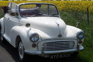 morris minor convertible 1964  Photo