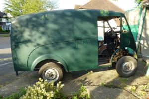 1958 Austin/Morris J-Type Van Project