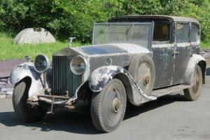 1930 Rolls-Royce Phantom II Park Ward Limousine de Ville 158GN  Photo