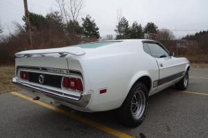 Ford 1973 Mach 1 Mustang Rare Fastback Bargain Price American Muscle CAR