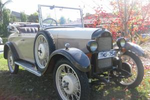 Singer Junior 1929 Convertible