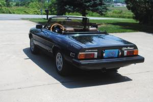 1982 Alfa Romeo Spider   Great condition