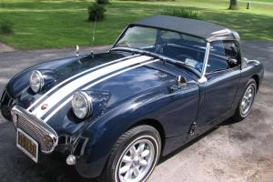 1960 Austin Healey Bugeye Sprite Photo