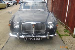 ROVER 3 LITRE GREY/BLUE  Photo
