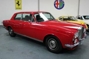 ROLLS ROYCE Corniche FHC Stunning Colour 1974 Amazing Bodywork  Photo