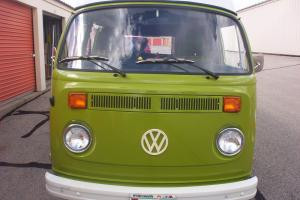 1976 Volkswagen Campmobile,48,121 Original Miles-stored,never seen a winter