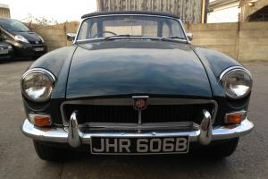 1964 MGB ROADSTER pull handle 99p start  Photo