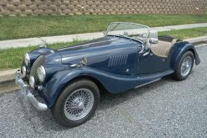 RARE 1964 MORGAN 4/4 Roadster Plus 4 - Excellent Driver - ONLY 5 DAY AUCTION
