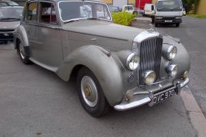 Bentley R Type Saloon 4.5 Litre Big Bore with Manual Transmission