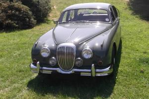 1965 Daimler Mk2 V8 250  Photo