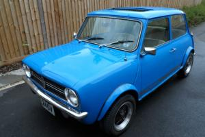 Mini Mini clubman Blue eBay Motors #111121028521