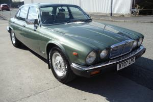 1984 JAGUAR SOVEREIGN HE AUTO GREEN MK3 - SUPERB EXAMPLE