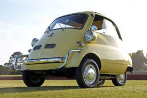 1957 BMW Isetta 300 - Exceptionally Original CA Example, Numbers Matching