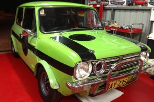 Leyland Mini Clubman S Lots OF Good Racing Parts Regretfull Sale  Photo