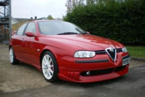 Alfa Romeo 156 turbo mint