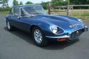 1973 Jaguar E TYPE V12 Series III Coupe  Photo
