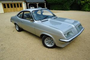 Vauxhall Firenza HP 2300  for Sale