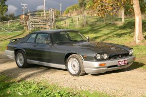 TWR Jaguar XJS Full TWR 6 0 Litre Model With 5 Speed ZF Manual Gearbox  Photo