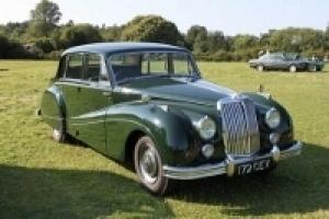 ARMSTRONG SIDDELEY SAPHIRE 346 1955 tax  Photo