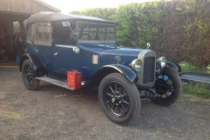 VINTAGE AUSTIN HEAVY 12 CLIFTON TOURER BUILT 1923