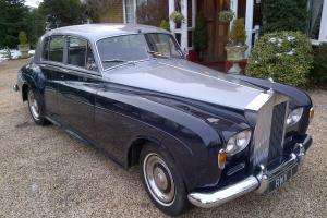 1964 ROLLS ROYCE BLUE/SILVER SILVER CLOUD III  Photo