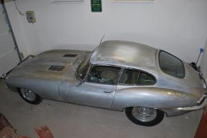 Jaguar E-type Serie 1 from california 1962