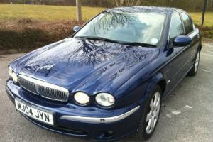 2004 JAGUAR X-TYPE 2.5 V6 SE 4DR AWD 4 Doors, Manual, Saloon, Petrol