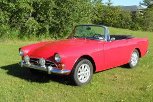 Other Makes : Sunbeam Tiger Mark 1