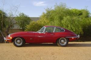 jaguar e type series 2 coupe  Photo