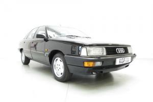 A Magnificent and Sporting Audi 200 Turbo with Comprehensive History File.