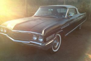 1964 BUICK ELECTRA 225 CONVERTIBLE-ALL OFFERS CONSIDERED