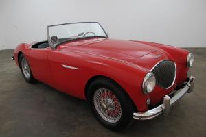1956 Austin-Healey 100-4 Convertible Photo