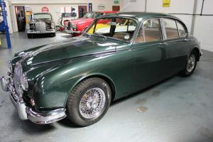 Jaguar 3.8 MK2 Manual 1966 Stunning Condition Throughout