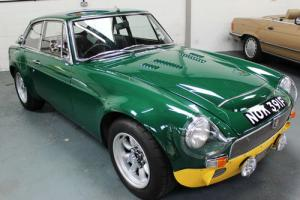 MG MGC Sebring 3.0 1968 Manual Overdrive MGB