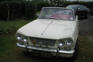 Triumph Vitesse convertable  Photo