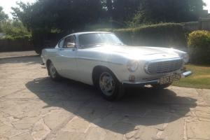 Volvo P1800E Fuel Injected Coupe