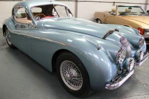 Jaguar XK120 Fixed Head Coupe 1954 Stunning Condition with modern upgrades