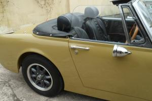 MG MIDGET 1974  Photo
