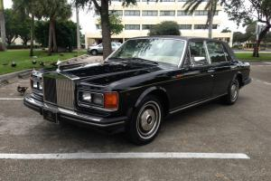 1984 Rolls-Royce Silver Spur Two Owners In Excellent Condition, Books, No Leaks Photo