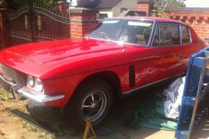 Jensen Interceptor (parts or restore)