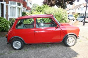 Rover Mini Seven X Reg 1275cc  Photo