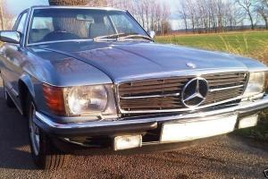 1985 MERCEDES 280 SL AUTO - ONE OWNER FROM NEW