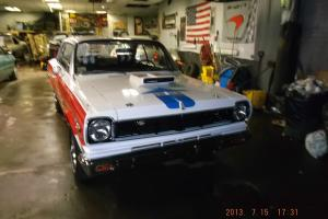 1969 AMC Rambler  Scrambler Hurst 390 4-Speed. (Rare and Ready)
